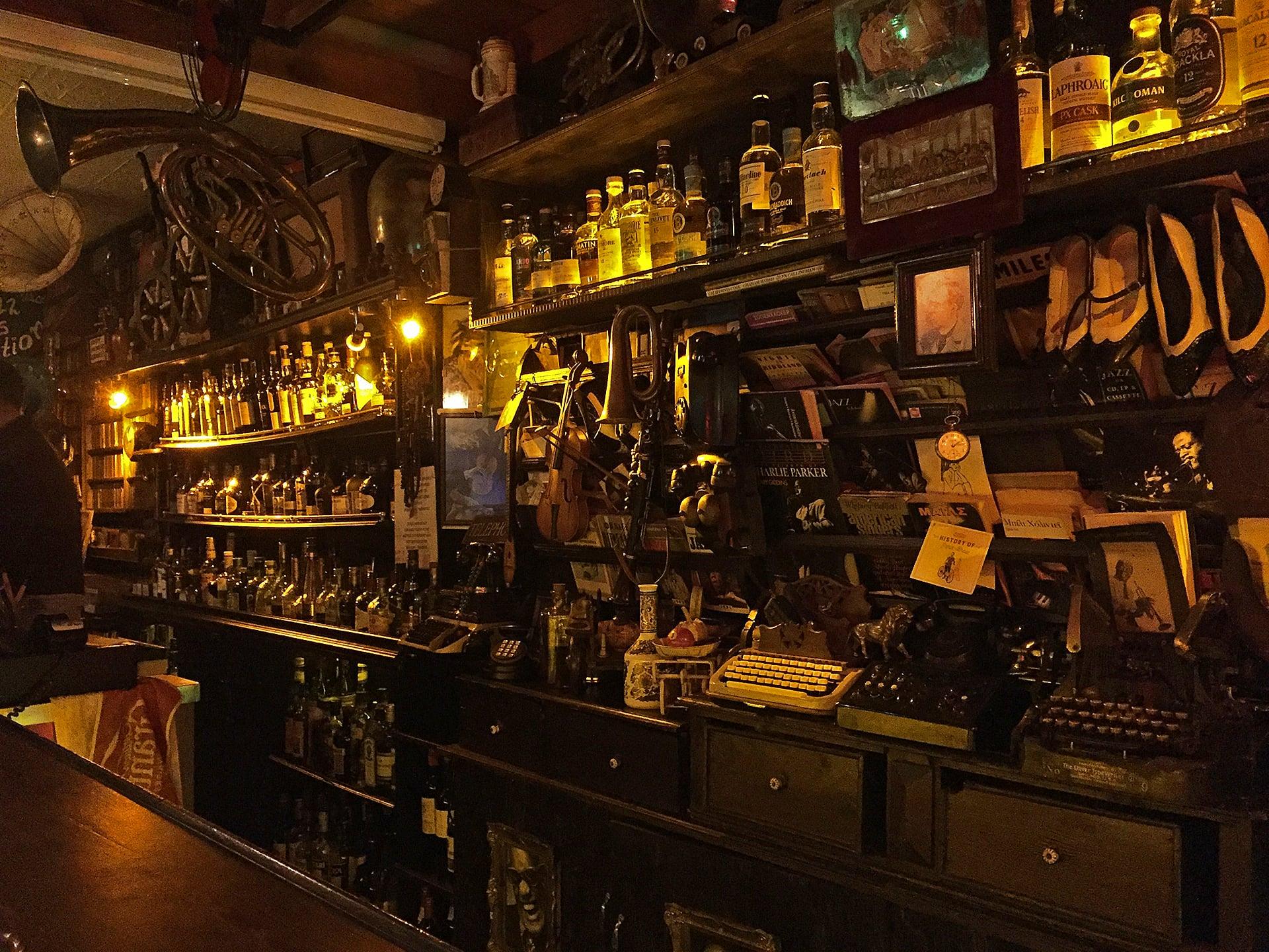 Athen Bar: Jazz in Jazz