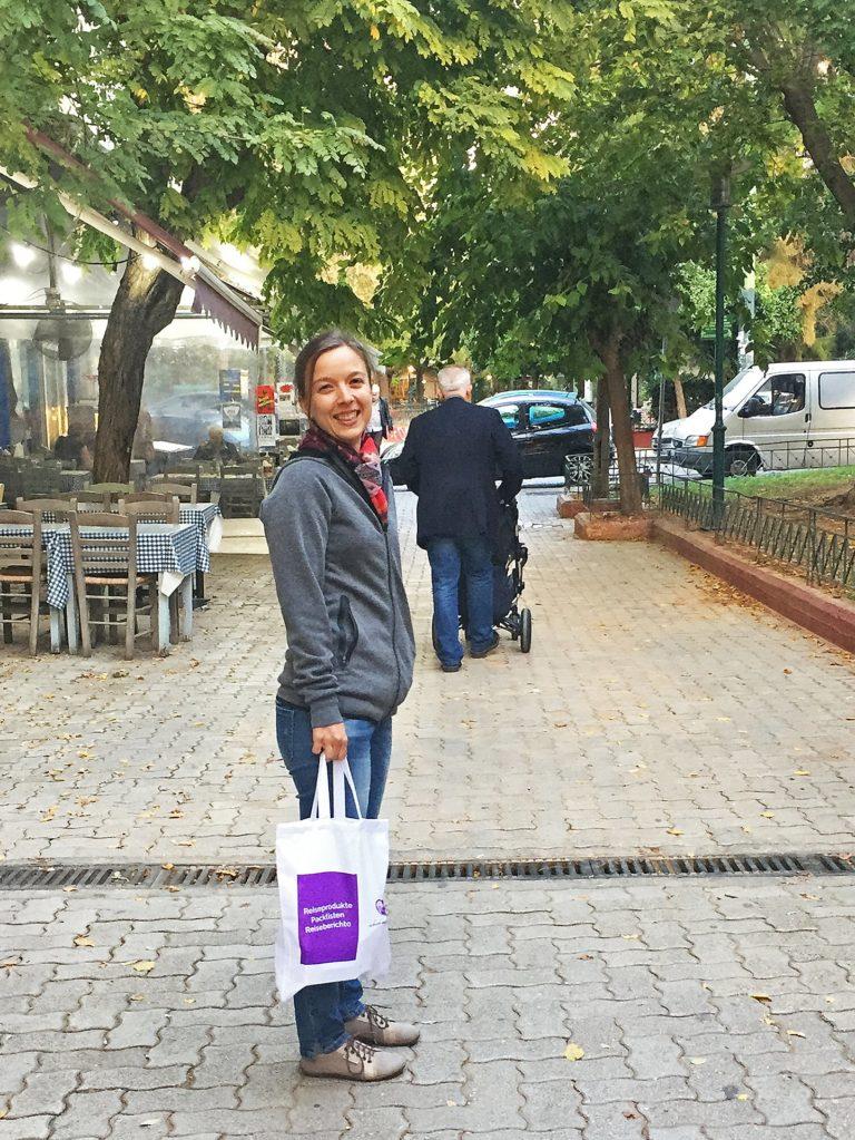 Athen Reisetipps: Stofftasche