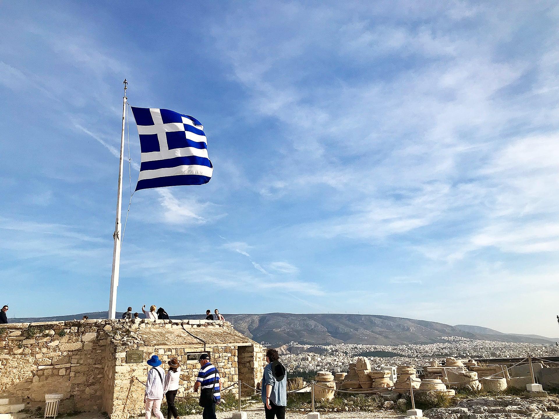 Städtereise Athen Sehenswürdigkeiten und Tipps;
