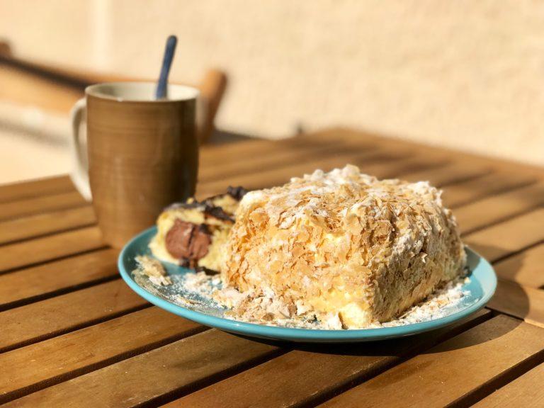Athen Restaurant und Cafe Tipps: Max Perry Bäckerei & Patisserie;