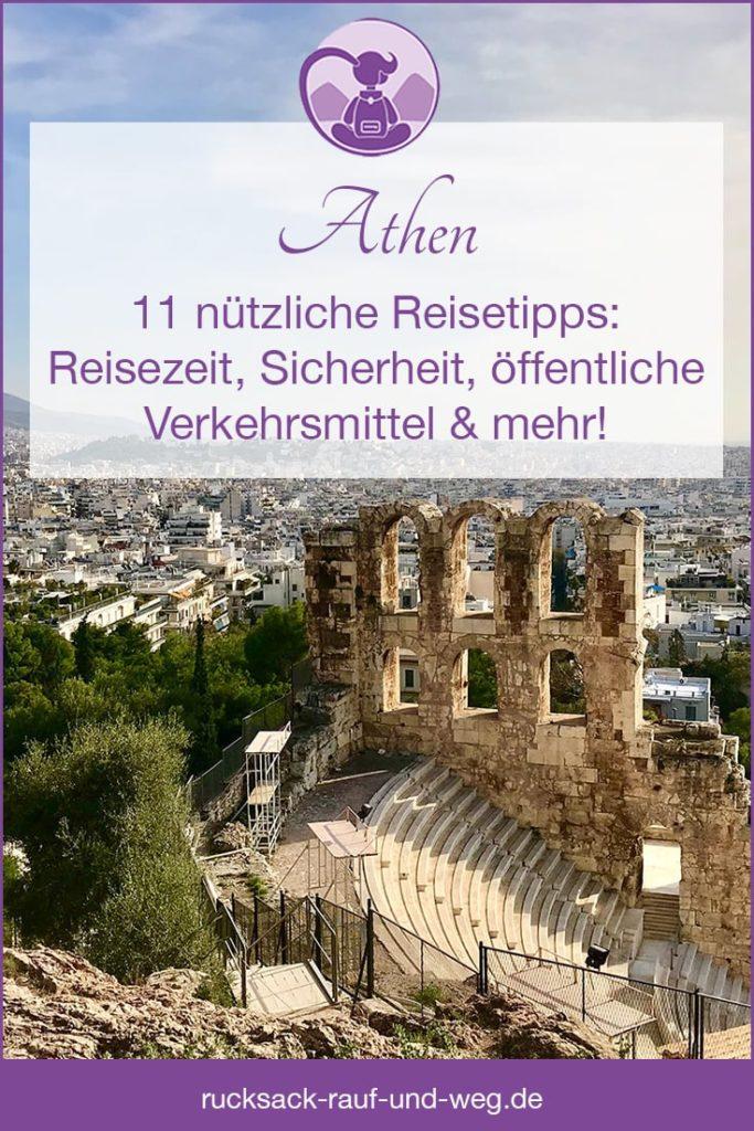 Reisetipps für Athen; Städtereise Athen; Citytrip Athen;