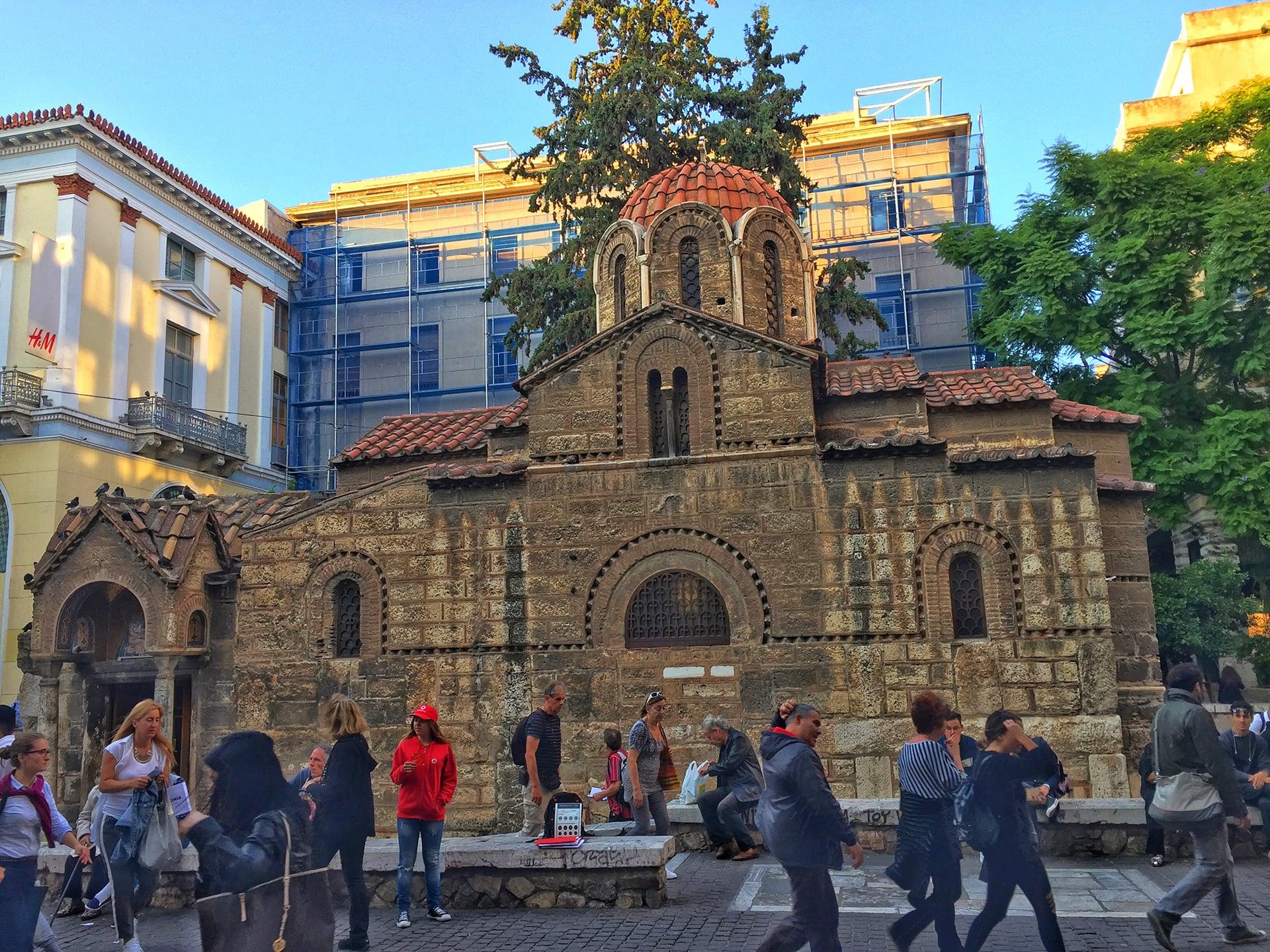 Reisetipps für Athen; Athen Sehenswürdigkeiten;