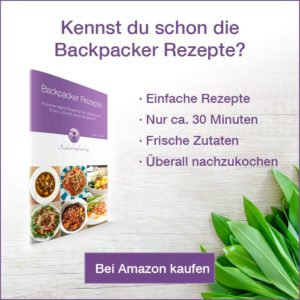Backpacker Rezepte
