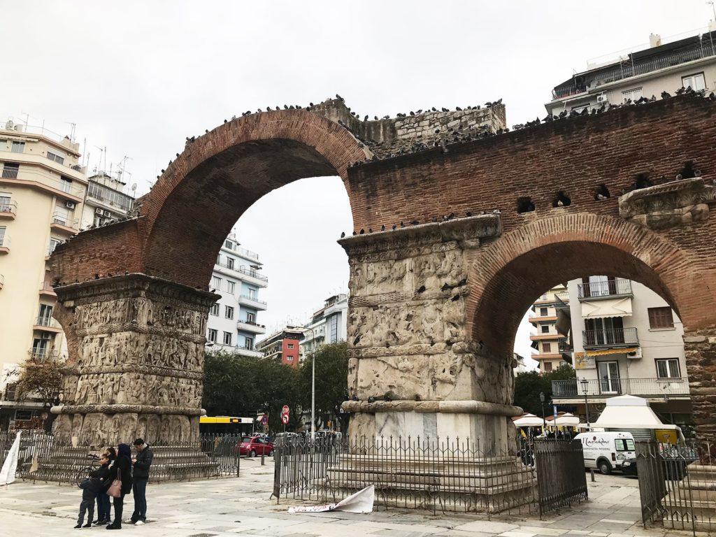 Reisetipps Thessaloniki Altstadt