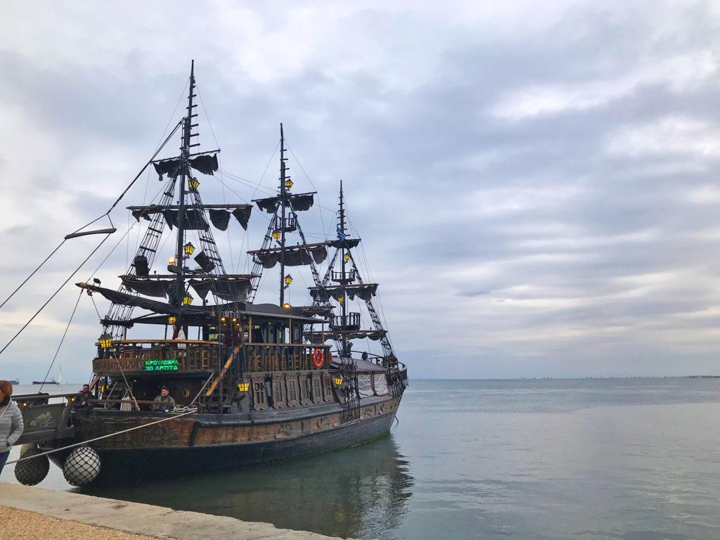 Thessaloniki Tipps Hafenrundfahrt;