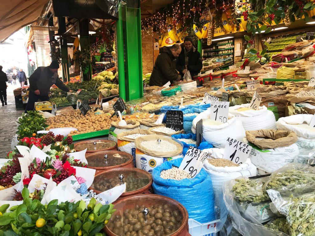 Reisetipps Thessaloniki; Mondiano Market;
