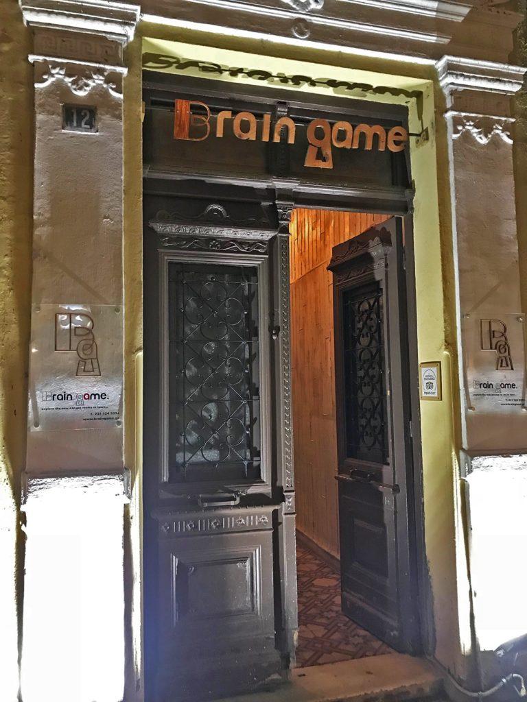 Thessaloniki Aktivitäten Escape Room;
