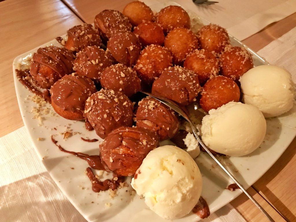 Thessaloniki Restaurant Tipp Molivos