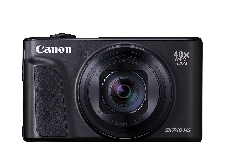 Reisezoom Kamera Canon PowerShot SX740 HS