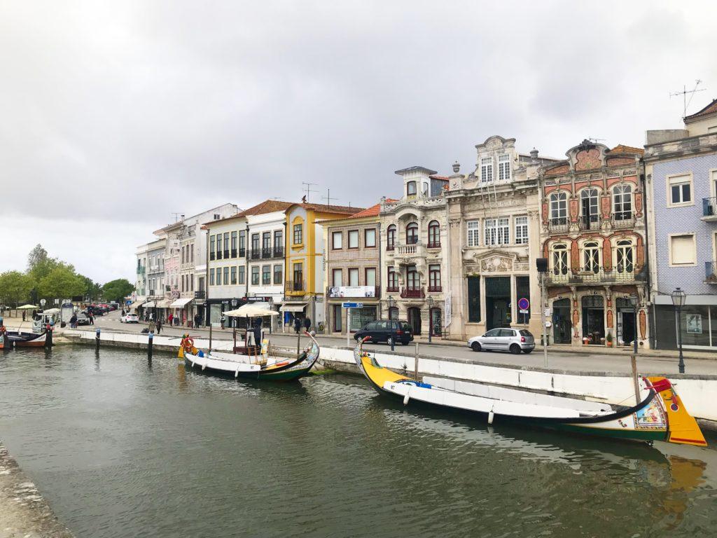 Das Venedig Portugals - Aveiro.