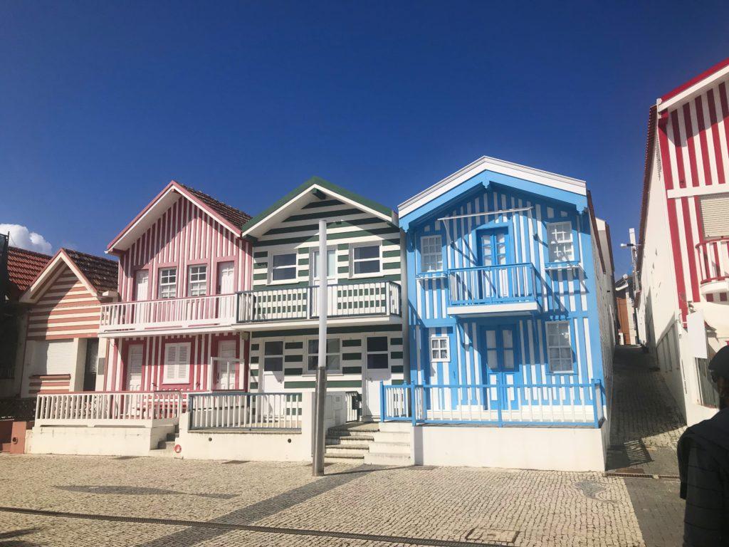 Costa Nova - das Schweden Portugals.