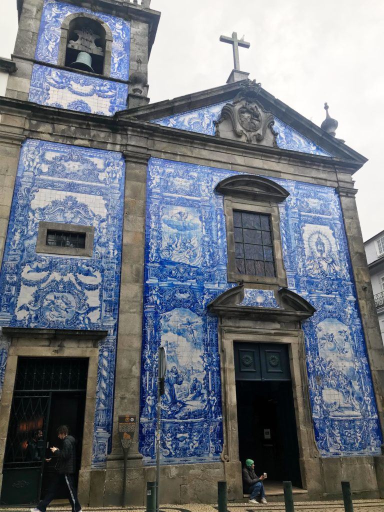 Porto Chapel of Souls