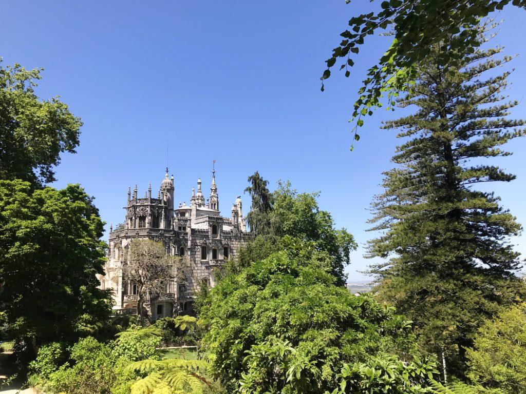 Quinta de Regaleira Portugal Sintra
