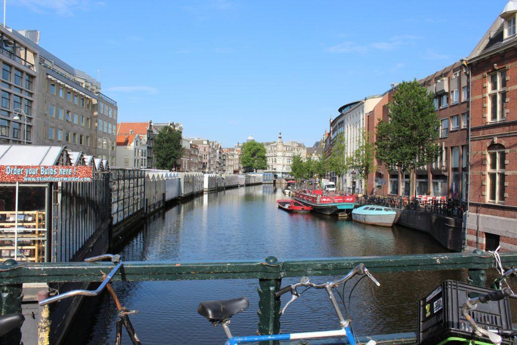Interrail Europa: Mit dem Zug durch Niederlande