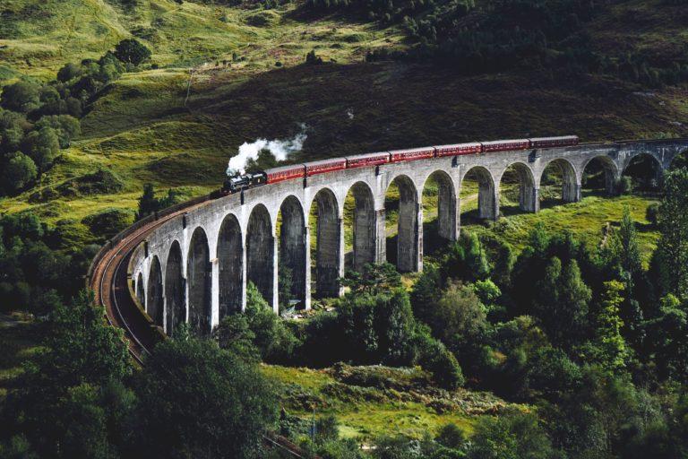 Interrail Reisen; Mit dem Zug durch Europa; Interrail Europa