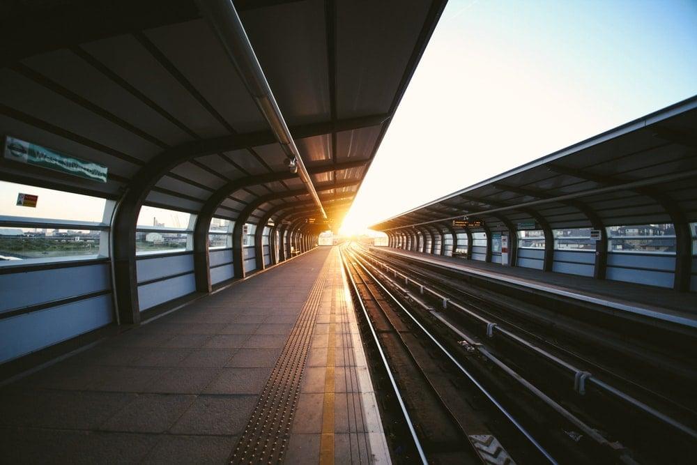 Interrail durch Europa