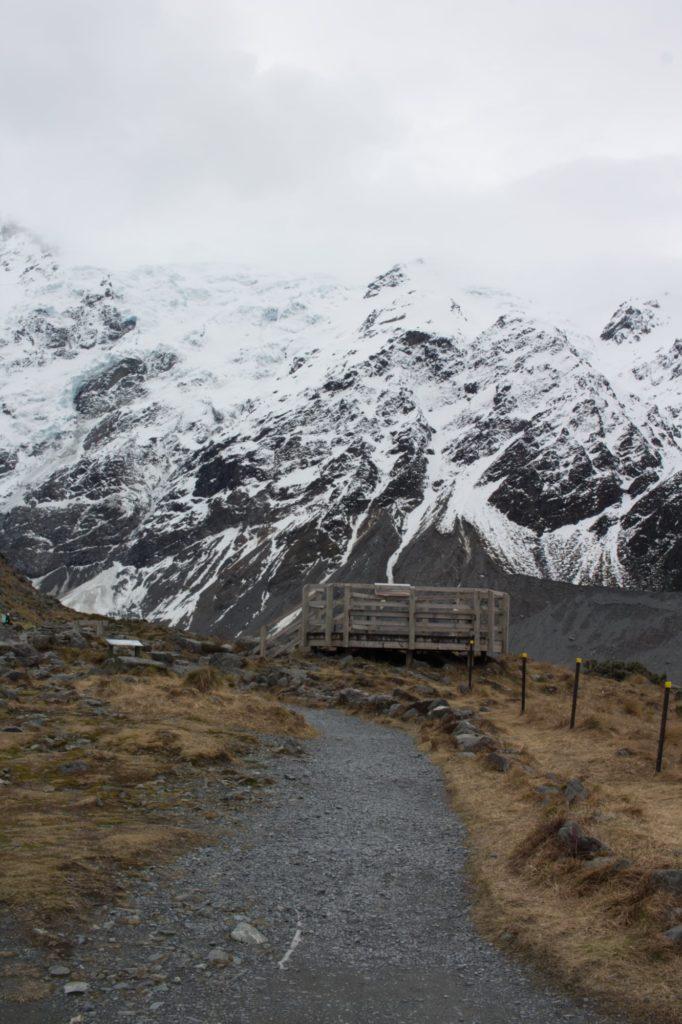 Neuseeland im Winter